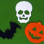 Decorazioni per Halloween: Luci spettrali