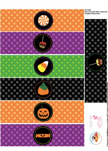 halloween portatovaglioli
