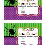 Halloween: inviti per la festa fai da te (anche in inglese!)