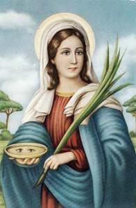 Rime per Santa Lucia