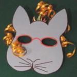 Maschere di Carnevale fai da te: gli animali
