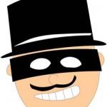 Maschere di Carnevale da stampare: Zorro, Pompiere e Pirata