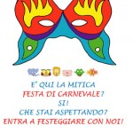 Inviti per le Feste di Carnevale
