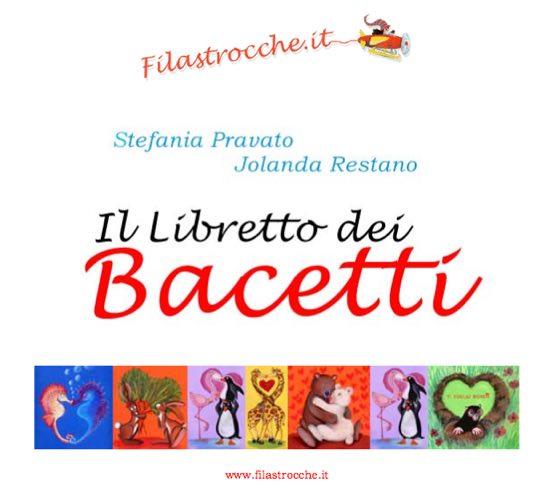 Libretto Dei Bacetti Idea Regalo Di San Valentino Filastroccheit