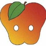 Maschere di Carnevale fai da te: i frutti