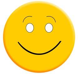Maschere Di Carnevale Degli Emoticon O Smiley O Faccine