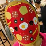 Maschere di Carnevale: la Pizza