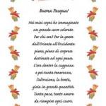 Idea regalo per Pasqua: le Poesie in Cornice