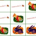 Giochi per Pasqua: Tris pasquale