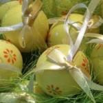 Le uova dai Persiani ad oggi