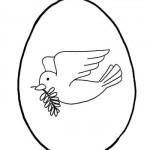 I più simpatici Disegni da colorare per Pasqua