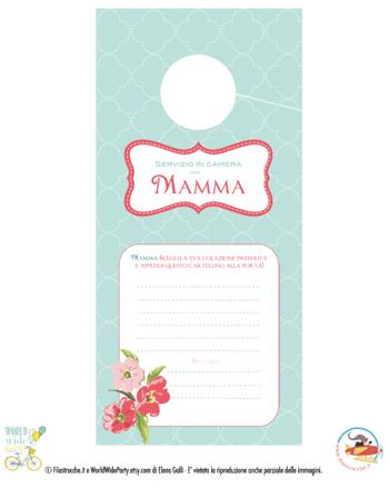 Idea regalo per la Festa della Mamma