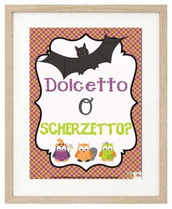 Poster per Halloween