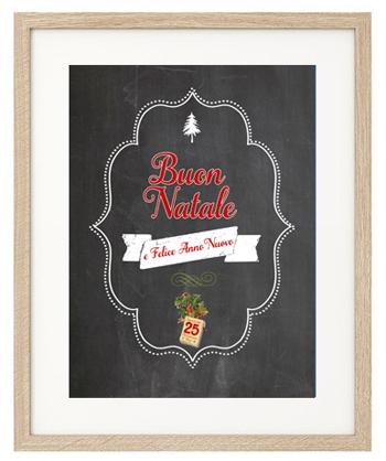 Poster di Natale