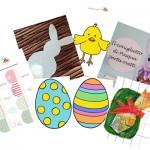 I migliori Lavoretti per Pasqua