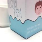 Lavoretti per la Festa del Papà: scatola latte Auguri Papà