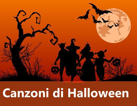 Canzoncine Halloween.Canzoni Di Halloween E Qualche Filastrocca Halloween Su Filastrocche It