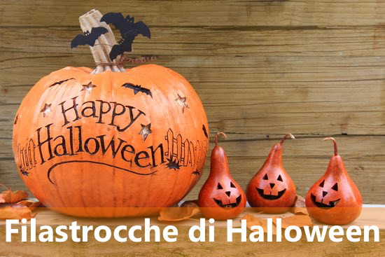 Buona Festa Di Halloween.Le Piu Belle Filastrocche Di Halloween Filastrocche It