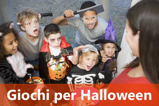 Giochi Di Halloween Da Colorare.Giochi Per La Festa Di Halloween Halloween Su Filastrocche It