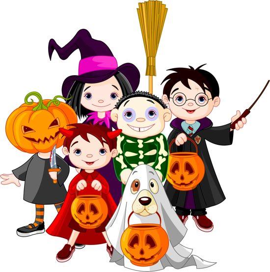 Spaventosi fantasmi Ragazzi Costume Halloween Morti Viventi STREGATA Spaventoso Ragazzi Costume da bambino