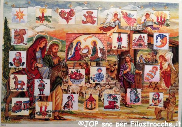 Tradizione del Calendario dell'Avvento