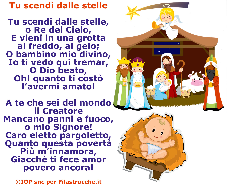Le Più Belle Canzoni Di Natale Tutti I Testi In Italiano