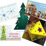 Lavoretti di Natale: decorazioni e addobbi natalizi fai da te