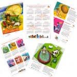 Calendari 2021: colorati, gratuiti e fai da te