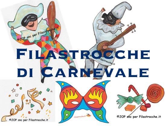 Filastrocche di Carnevale