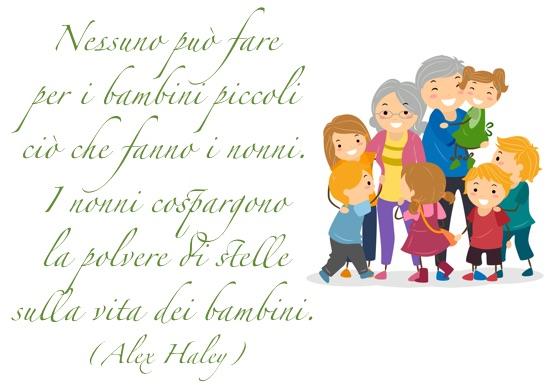 Frasi Sull Amicizia Dei Bambini.Frasi Per I Nonni Le Piu Belle E Dolci Parole Per La Festa Dei Nonni