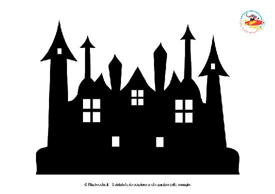 Casa dei Fantasmi da stampare