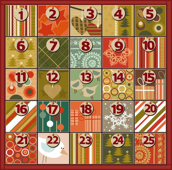 Costruire Calendario Scuola Infanzia.Grande Speciale Calendario Avvento Di Natale Di Filastrocche It