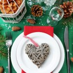Natale a Tavola: decorazioni, addobbi, ricette natalizie per la tua tavola