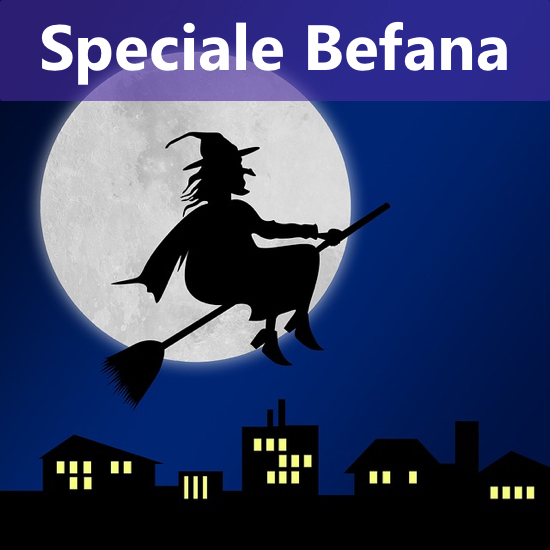 Speciale Befana