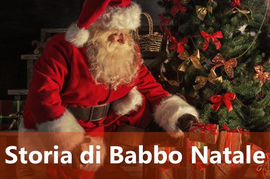 Babbo Natale Quando E Nato.Storia Di Babbo Natale Origine E Tradizione Del Personaggio Natalizio