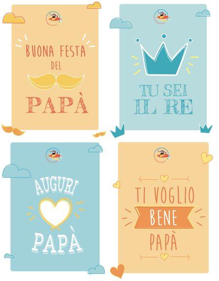 Poster per il Papà