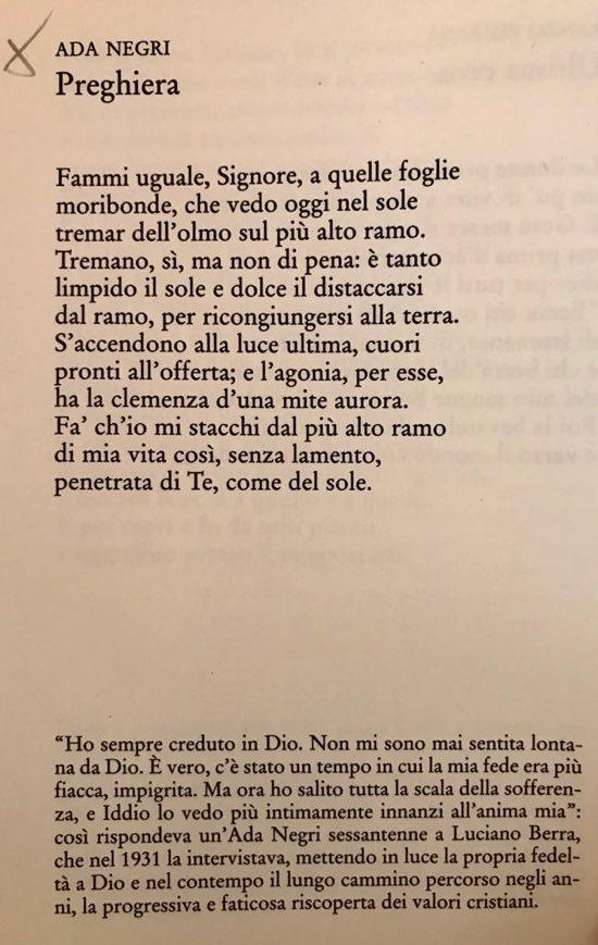 Poesie di Ada Negri