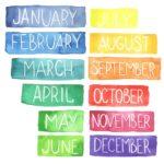 Le più belle Poesie sui mesi dell'anno
