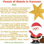 Poesie di Natale in francese
