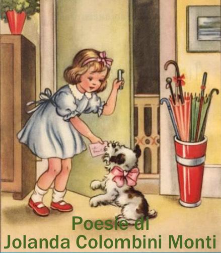 Poesie di Jolanda Colombini Monti