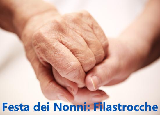 Festa dei Nonni: Filastrocche