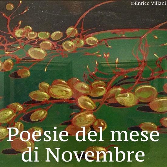 Poesie del mese di Novembre
