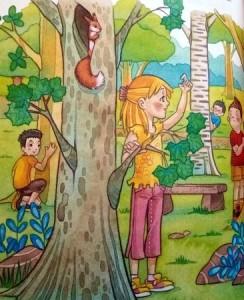 Il giardino del piccolo drago