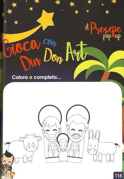 Din Don Art. Luci... di carta