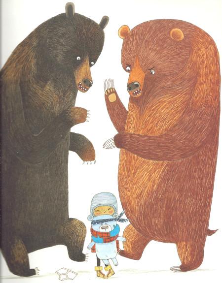 In viaggio alla scoperta degli orsi