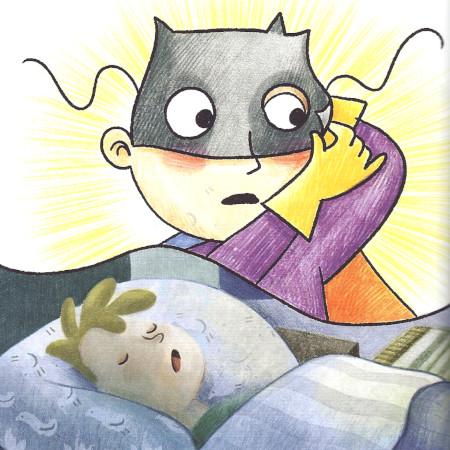 Super Robin contro i bulli