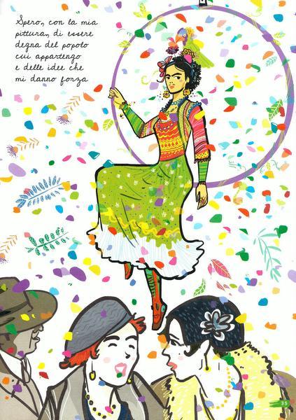 Io sono Frida Kahlo - La mia vita tra arte e genio