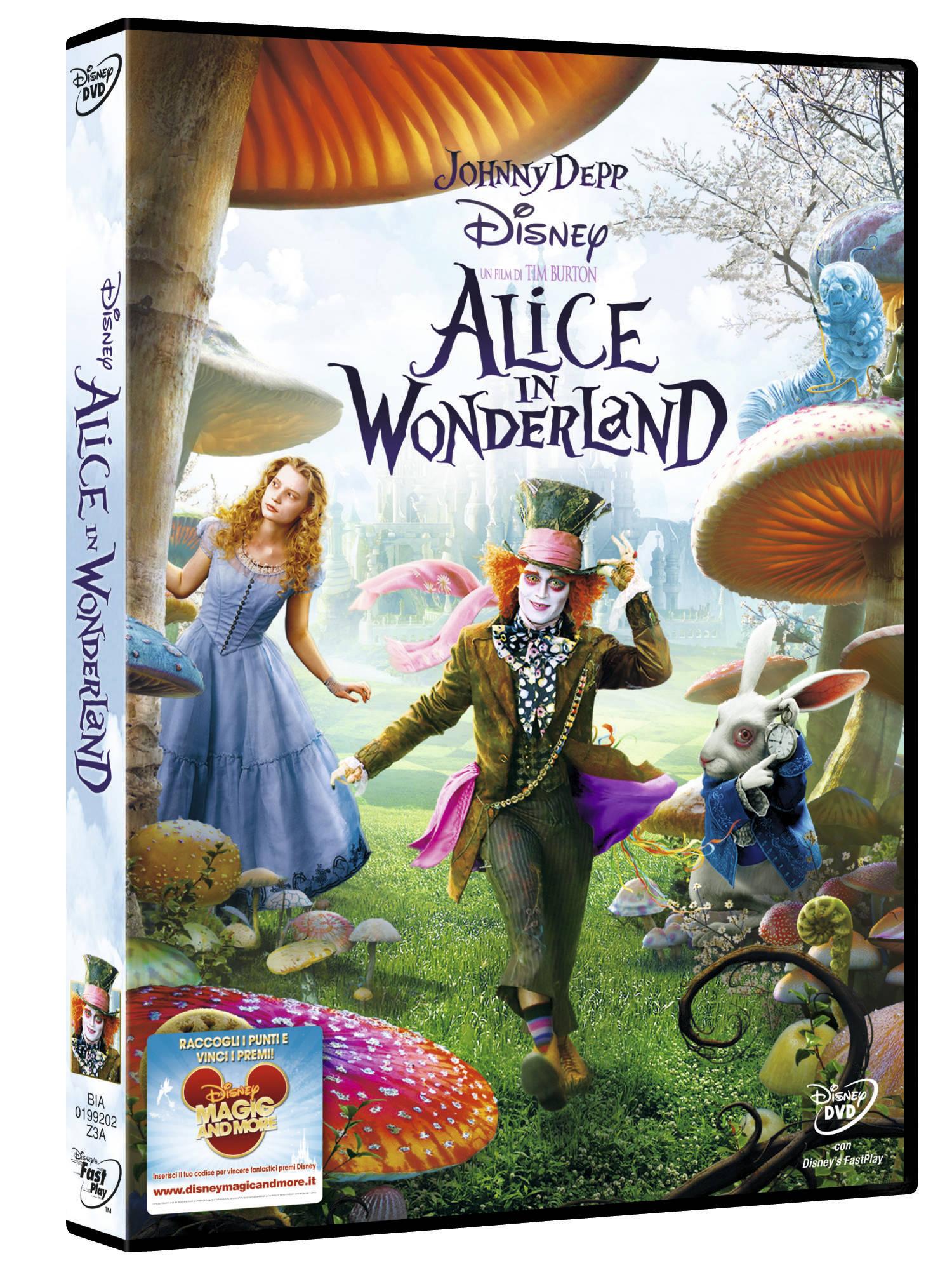Scopri il mondo di alice in wonderland filastrocche - Frasi di alice attraverso lo specchio ...