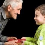 Raccontami una fiaba: Il vecchio nonno e il nipotino