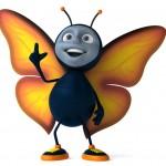 Raccontami una fiaba: Il farfallone